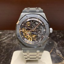 Audemars Piguet Royal Oak Double Balance Wheel Openworked 15407ST.OO.1220ST.01 2020 nouveau