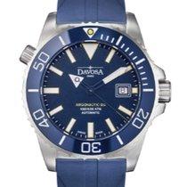 Davosa Argonautic Ceramic Zeljezo 43mm Plav-modar Bez brojeva