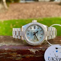 Rolex Lady-Datejust Platine