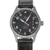 IWC Pilot Mark Steel 41mm Black Arabic numerals United States of America, Maryland, Baltimore, MD