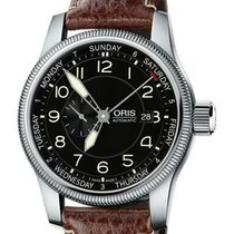 Oris Big Crown Small Second Pointer Day 01 745 7629 4064-07 5 22 77FC new