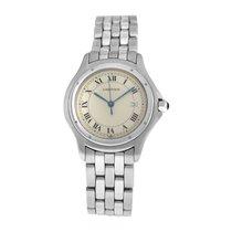 Cartier Cougar neu Quarz Nur Uhr 987904