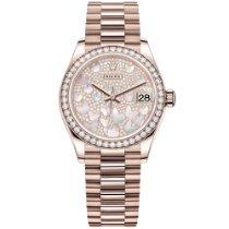 Rolex Datejust nieuw Automatisch Horloge met originele doos en originele papieren 278285RBR