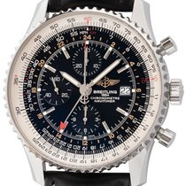 Breitling Navitimer World A24322 2018 pre-owned