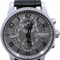 Montblanc 107338 Titanium Timewalker 43mm pre-owned