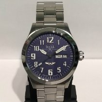 Ball Steel 40mm Automatic NM2182C-S3J-BE new
