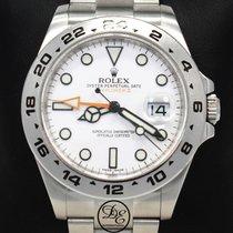 Rolex Explorer II 216570 Muy bueno Acero 42mm Automático