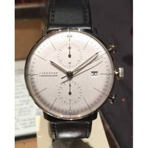 Junghans max bill Chronoscope 027/4600.00 2020 new