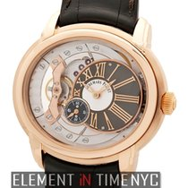 Audemars Piguet Millenary 4101 Rose gold 47mm Black Roman numerals United States of America, New York, New York