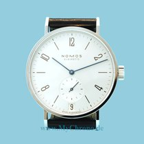 NOMOS Tangente 38 Datum new 37,5mm Steel