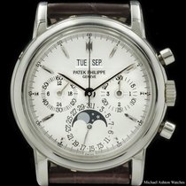 Patek Philippe Perpetual Calendar Chronograph Platinum United States of America, New York, New York
