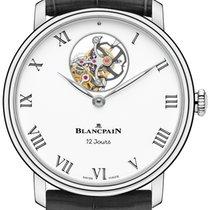 Blancpain Villeret 66240-3431-55b Неношеные Платина 42mm Автоподзавод
