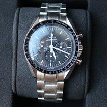 Omega Speedmaster Professional Moonwatch neu 2019 Handaufzug Chronograph Uhr mit Original-Box und Original-Papieren 311.30.42.30.01.005