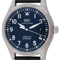 IWC : Pilot's Mark XVIII :  IW327001 :  Stainless Steel : NEW
