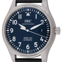 IWC : Pilot's Mark XVIII :  IW327001 :  Stainless Steel : NEW