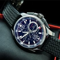Chopard Mille Miglia Steel 44mm Black Singapore, Singapore