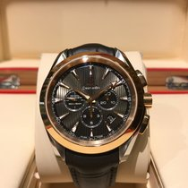 Omega Seamaster Aqua Terra 231.23.44.50.06.001 Very good Gold/Steel 44mm Automatic