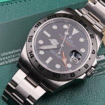 Rolex Explorer II 216570 Black dial Like New