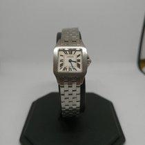 Cartier Santos Demoiselle usados 20mm Acero