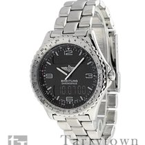 Breitling Chronospace pre-owned 42mm Steel
