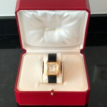 Cartier Santos Dumont Paris Yellow Gold Manual