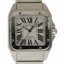 Cartier Santos 100 W200737G 2002 pre-owned