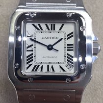Cartier Santos Galbée XL Ref.2823 Automatic