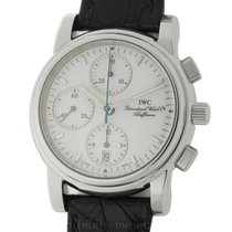 IWC Portofino Chronograph Platinum 39mm White United States of America, New York, New York