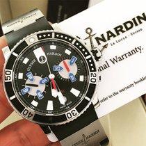 Ulysse Nardin Maxi-Marine Diver 42.5mm 2018 Completo