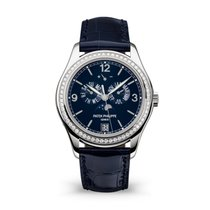 Patek Philippe Annual Calendar new 39mm White gold