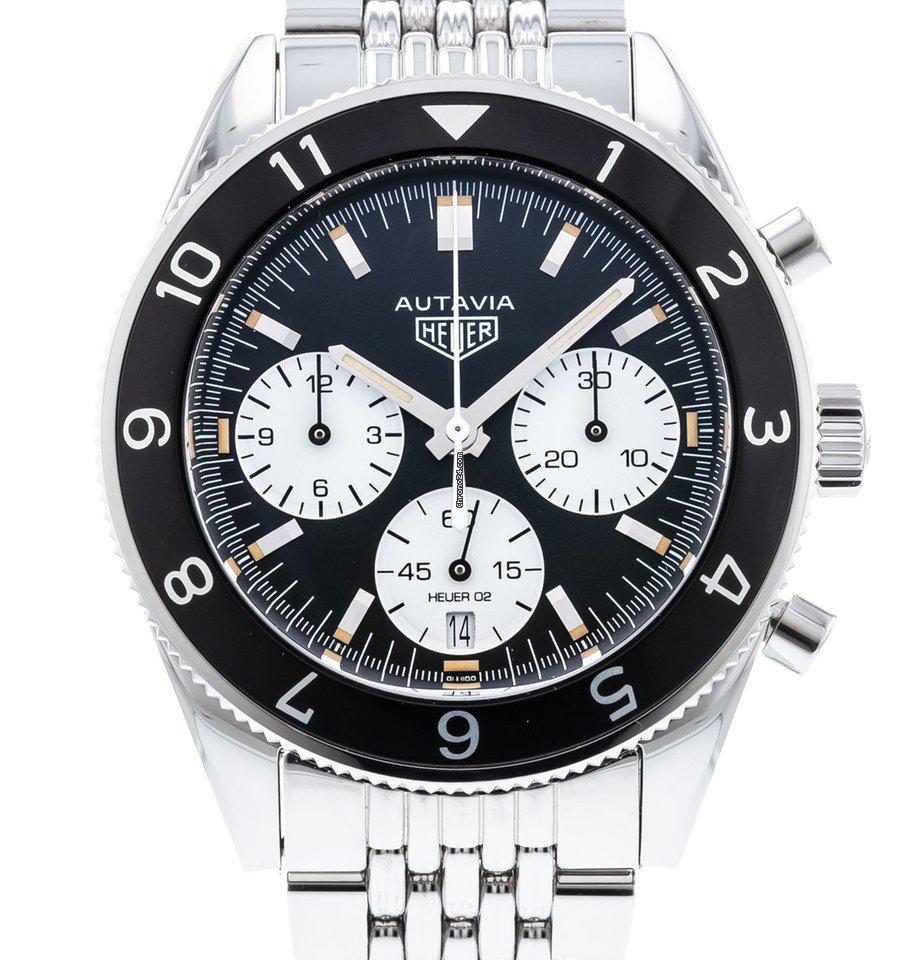 Μεταχειρισμένα ρολόγια TAG Heuer Autavia  2d5cb5f3d2f