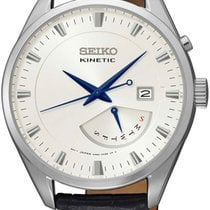 Seiko 42mm Quartz 2018 nieuw Kinetic