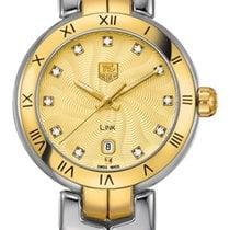 TAG Heuer Link Lady new Quartz Watch with original box WAT1451-BB0955