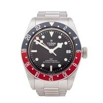 Tudor 79830RB Aço Black Bay GMT 41mm