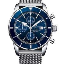 Breitling A1331216.C963.152A Acier Superocean Héritage II Chronographe 46mm nouveau