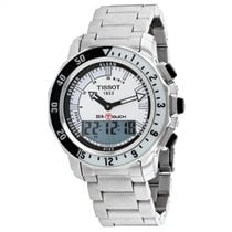 Tissot Sea-Touch Staal 45mm Zilver Nederland, Amsterdam