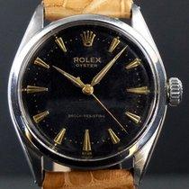 Rolex Acier 34mm Remontage manuel 6484 occasion