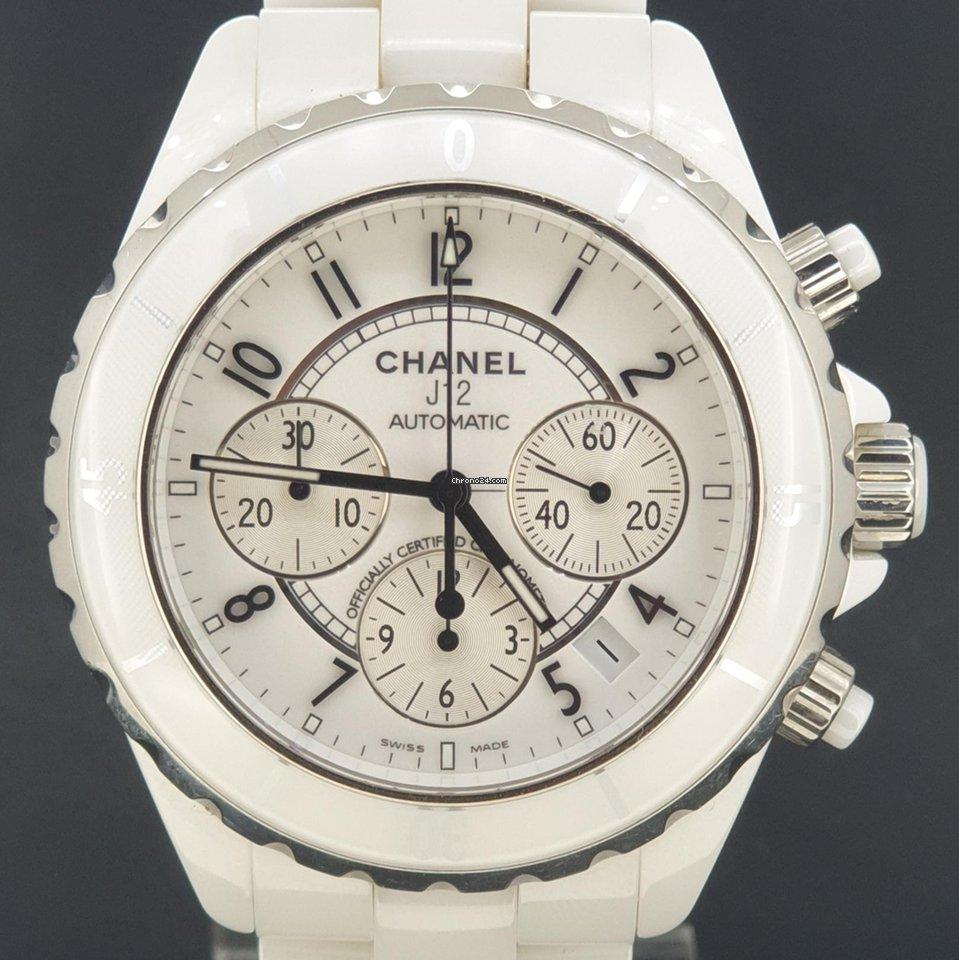 ceac6ce885d Chanel J12 d occasion sur Chrono24