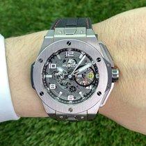 Hublot Big Bang Ferrari neu Automatik Chronograph Uhr mit Original-Box und Original-Papieren 401.NX.0123.VR