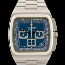 Zenith El Primero 01.200.415 1978 pre-owned
