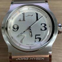 요그하이섹 스틸 34mm 자동 중고시계