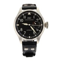 IWC IW501001 Steel 2018 Big Pilot 46mm pre-owned United States of America, Florida, Miami