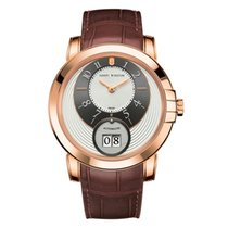 Harry Winston Rose gold Automatic Black 42mm new Midnight