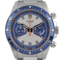 Tudor Heritage Chrono Blue Steel 42mm Blue No numerals United States of America, Florida, Boca Raton
