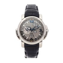 Ulysse Nardin GMT +/- Perpetual White gold 42mm Grey Arabic numerals United States of America, Pennsylvania, Bala Cynwyd