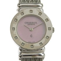 Charriol St-Tropez pre-owned 34mm Steel