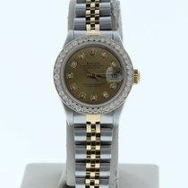 Rolex Lady-Datejust 69173 1990 gebraucht