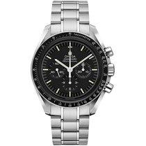 Omega Speedmaster Professional Moonwatch новые 2010 Механические Хронограф Часы с оригинальной коробкой 311.30.42.30.01.005