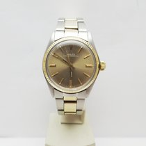 Rolex Oyster Perpetual 31 Gold/Steel 31mm Gold No numerals