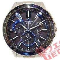 Casio Oceanus Titanium 43mm Black